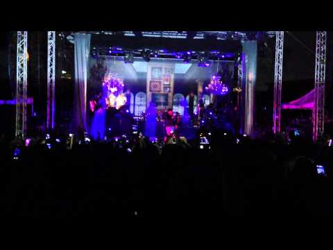 Childish Gambino - The Party (Live in Atlanta 04-03-14)