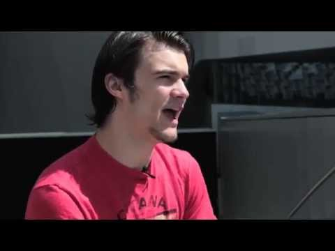 Strader '14 interns at Blumhouse Productions - YouTube