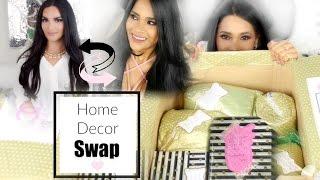 Home Decor Haul Swap With Christy Mel - MissLizHeart