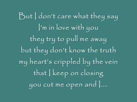 Songtext von Leona Lewis - Bleeding Love Lyrics