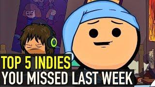 Top 5 Best Indie Games You Missed Last Week