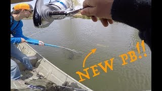 Finesse Fishing for GIANT Bass!! -- Part 1 of 2