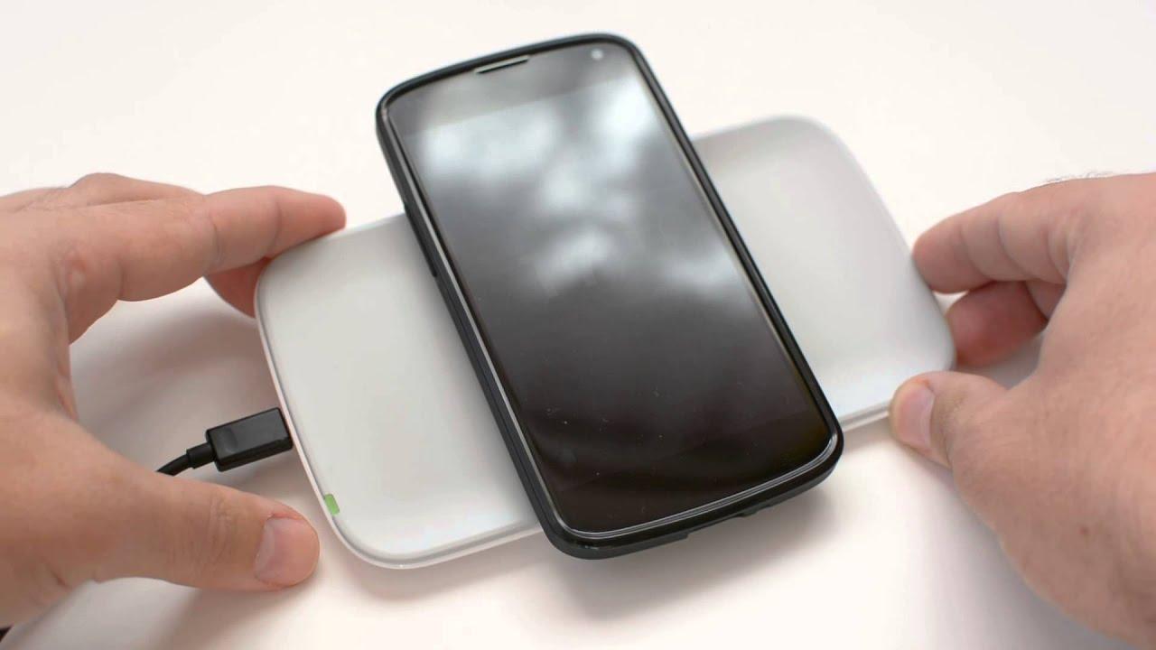 Incarcarea wireless pentru telefoane si tablete