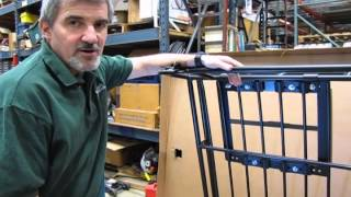 Install Jerry Can Holder To Rack On Your Discovery Series II video screen shot