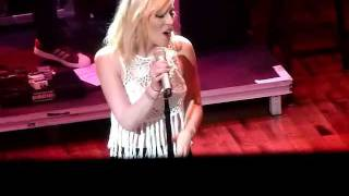 """Natasha Bedingfield live, """"Run-Run-Run"""""""