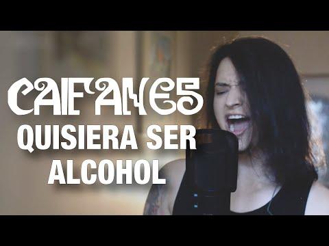 Quisiera Ser Alcohol Caifanes – (cover) by Juan Carlos Cano