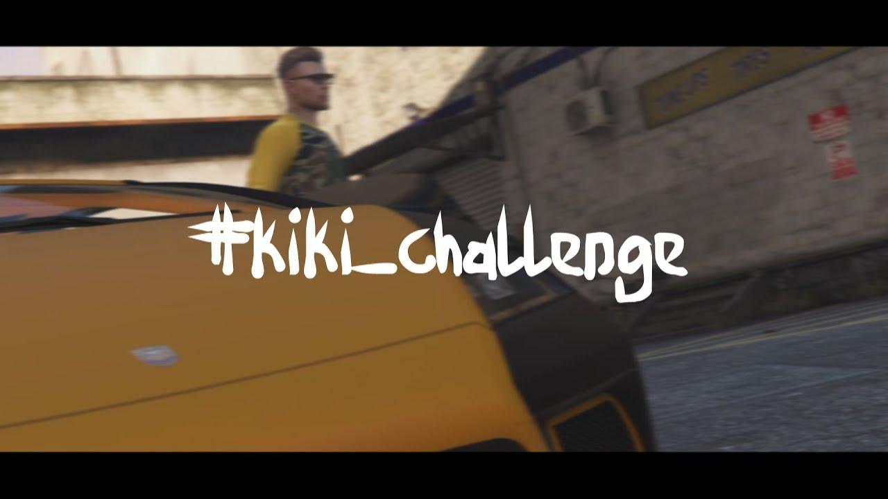 #kiki_challenge - GTA 5 ONLINE - تحدي الكيكي