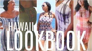 Hawaii LookBook 2017