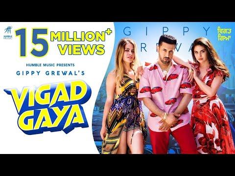 VIGAD GAYA ( Full Song ) Gippy Grewal   Snappy   Rav Hanjra   Sukh Sanghera   Humble Music 2020  
