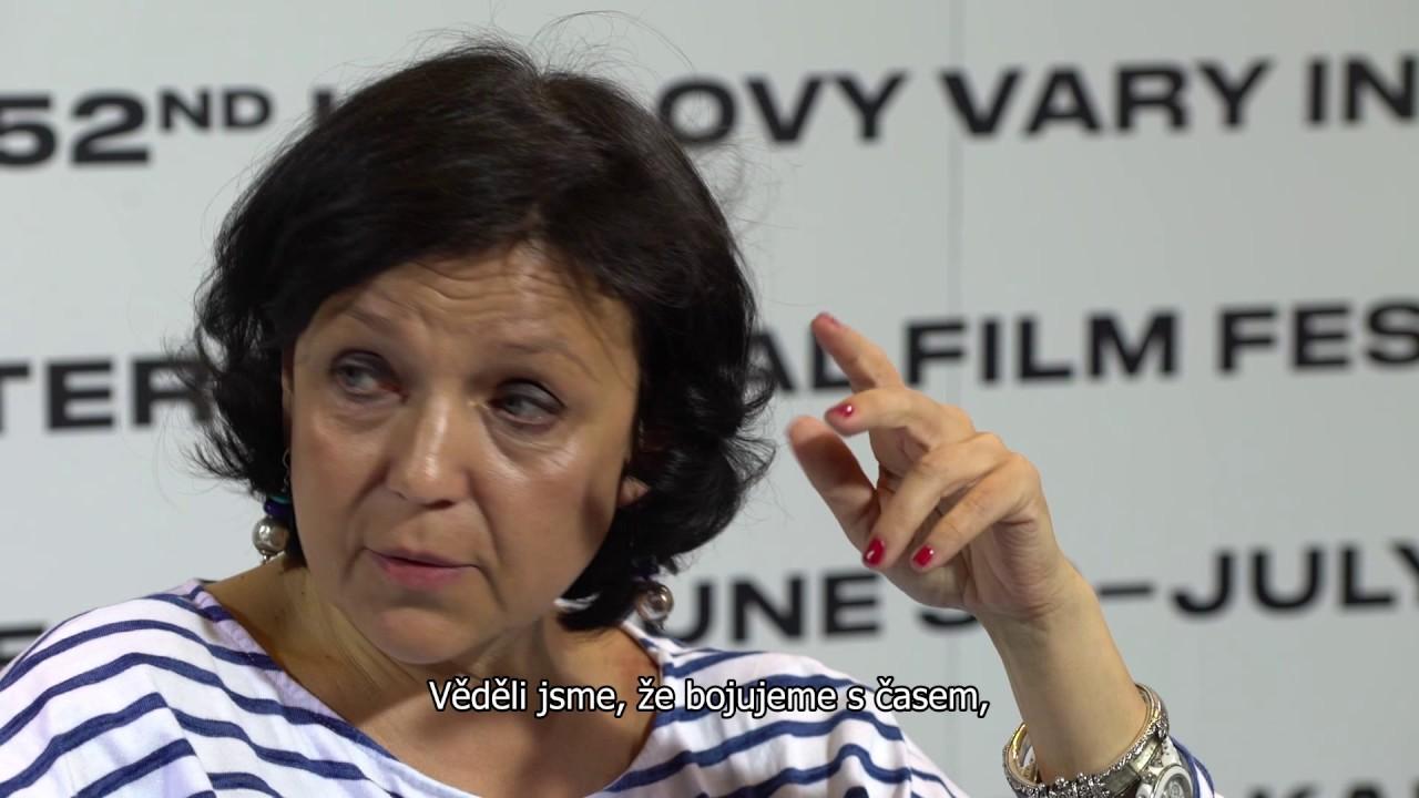 The Filmmakers @ KVIFF 2017: Interview with Joanna Kos-Krauze / Rozhovor s Joannou Kos-Krauzeovou