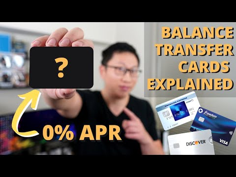 Balance Transfer Cards 101: Everything You Need to Know