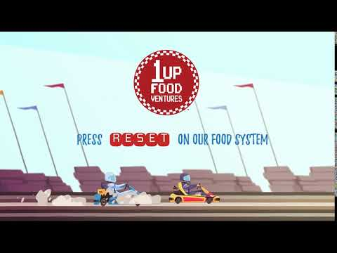 1UP Food Arcade - Press Reset On Our Food System from 1UP Food Arcade