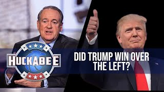 Facts Of The Matter: Did President Trump WIN OVER The LEFT?! | ATS | Huckabee