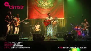 quotMe Te Kinquot Live at Escale Bantoo    Filmed By BimStr
