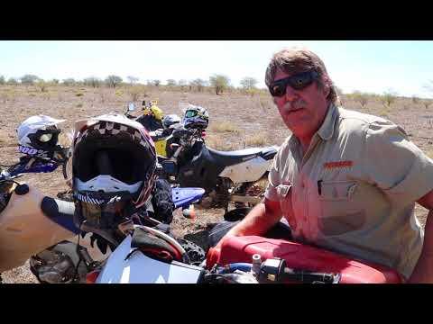 Ep 55 | Part 1 Across Australia Off Road Motorbike Tour, Airlie Beach to Longreach