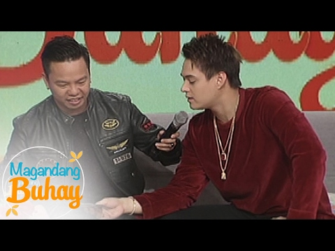 Magandang Buhay: Enrique's magic trick