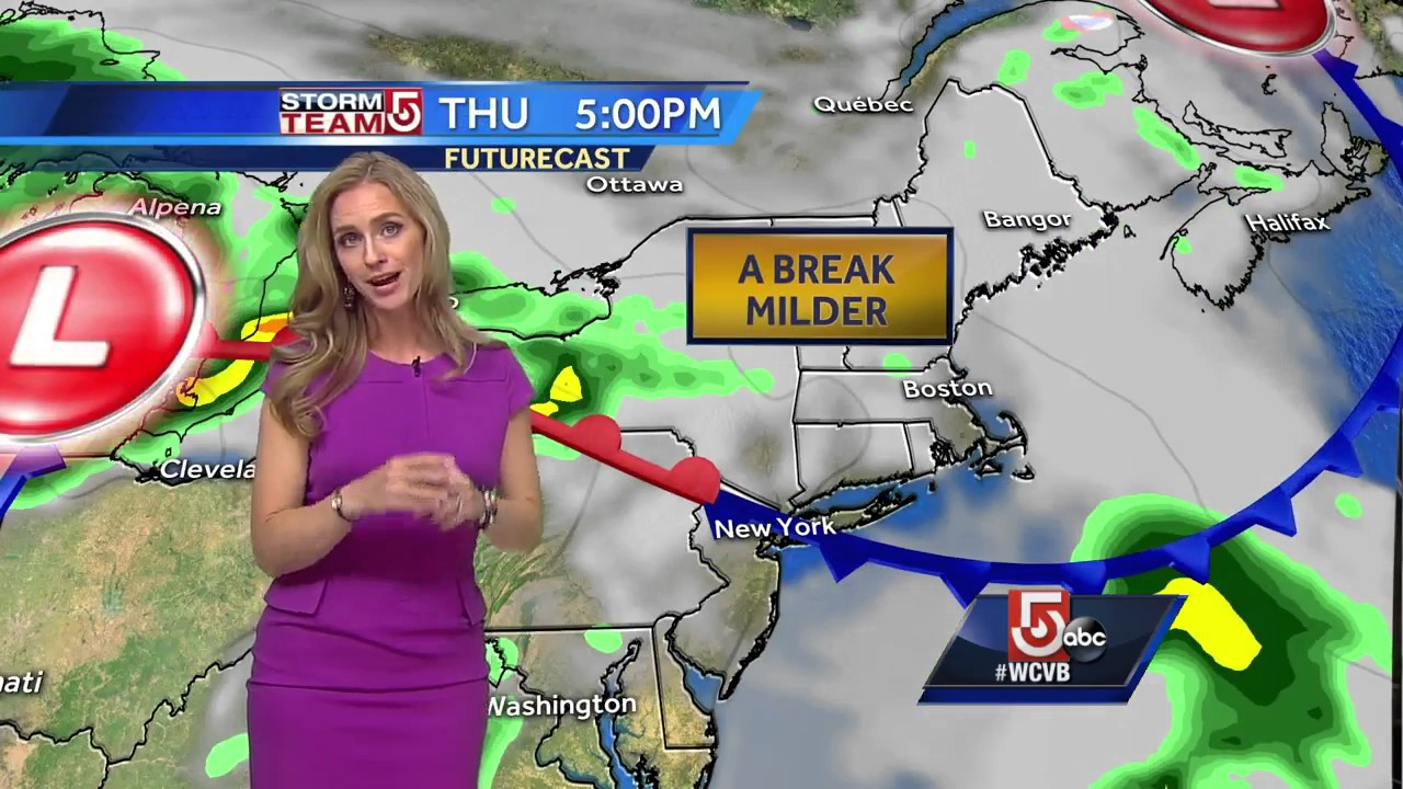 Dry weather expected across Massachusetts on Tuesday before ...