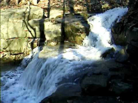 mineral spring falls