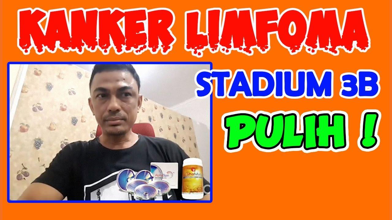 Kanker Limfoma Stadium 3B Pulih - Testimoni AlphaSpin ...