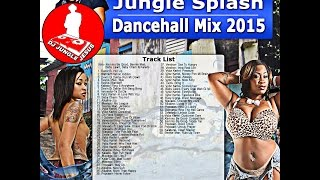 ♫Jungle Splash Dancehall Mix JANUARY 2016║Vybz Kartel║Popcaan║Alkaline║Razor B║Beenie Man