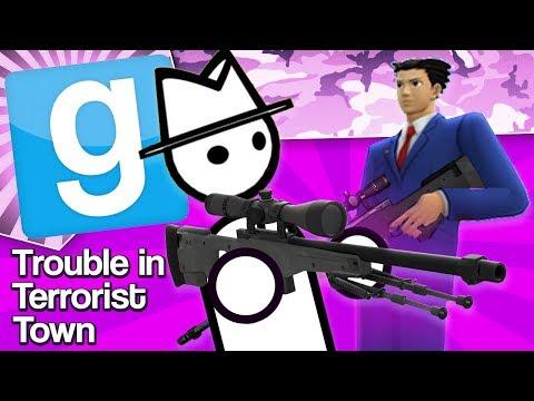 RAIL GUN BOYS | Gmod TTT