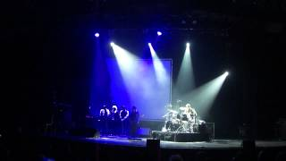 Thick As A Brick Live 2012 Scott Hammond Drum Solo