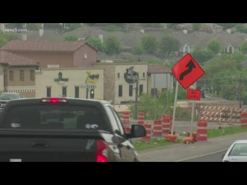 New Construction Phase For Hwy. 281 Improvements