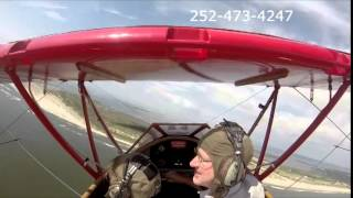 Outer Banks Biplane Air Tours with Chuck and Nora Thumbnail
