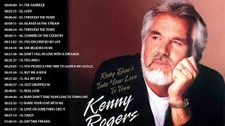 Kenny Rogers Top Best Hits Song Nonstop