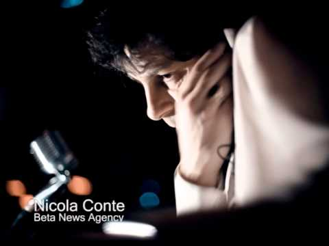 NICOLA CONTE - INTERVIEW by Beta News Agency