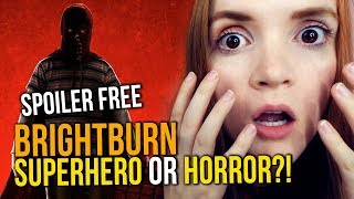 Brightburn (2019) review | COME WITH ME| SPOILER FREE horror movie review