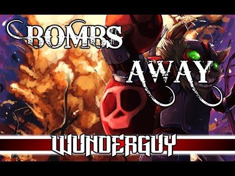 BOMBS AWAY!!!!