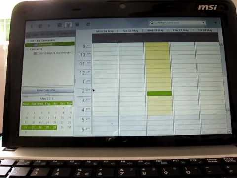 First look at MeeGo v1.0 netbook operating system