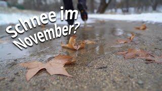 Wetterprognose November 2019: Schneematsch und Kuschelwetter?