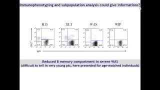 Wiskott-Aldrich Syndrome (WAS)