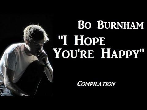 Bo Burnham  Good Night, I Hope Youre Happy