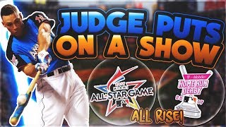 2017 HOME RUN DERBY IN MIAMI VLOG!!!!! AARON JUDGE PUTS ON A SHOW!!!!!