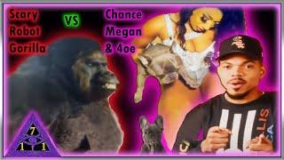 Fortnite Chance the Rapper Pranks Megan Thee Stallion 4oe Gorilla Punkd Prank Shot Full Video Shoot