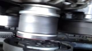 Audi A4 typ 8k 2.0 Tdi klackert