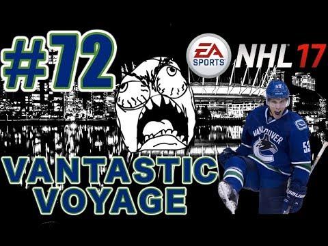 "NHL 17: Vancouver Canucks Franchise Mode #72 ""TRADING - Pulling Teeth"""