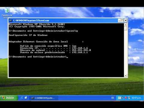 Escritorio remoto windows xp youtube - Conexion a escritorio remoto windows xp ...