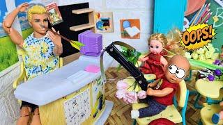 ВЫГНАЛИ ИЗ ШКОЛЫ 1 СЕНТЯБРЯ Катя и Макс веселая семейка смешной сериал куклы в реальной жизни
