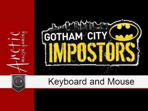 gotham city impostors pc controls