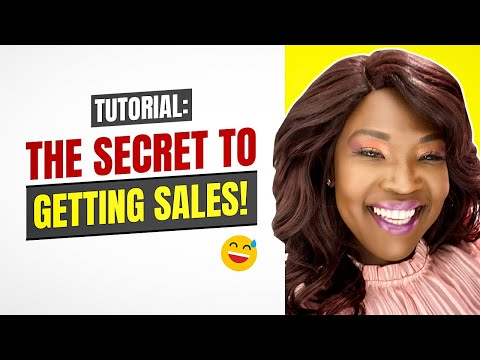Tutorial: The Secret To Getting Sales for your Niche' Recruitment and Staffing Business
