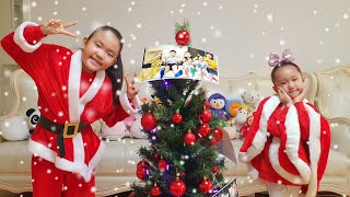 Thank you song By LoveStar | Making Christmas trees | Nursery rhymes & Kids song