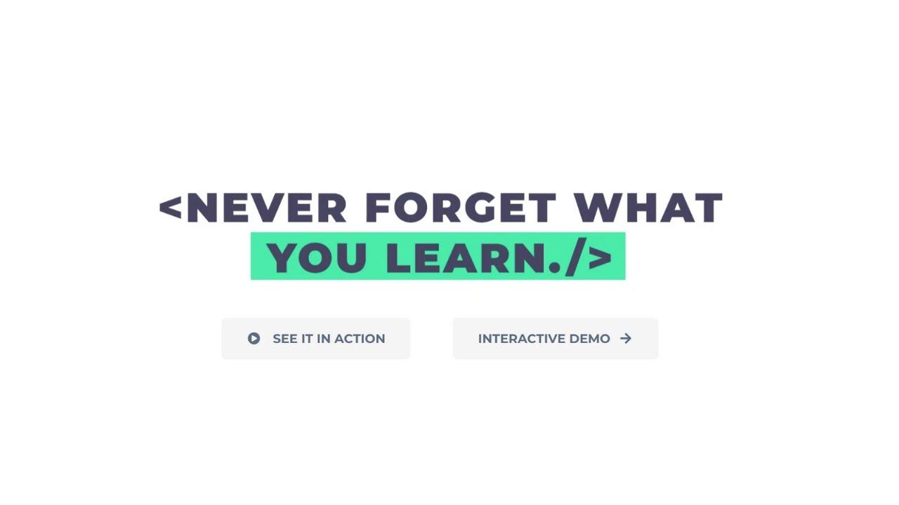 Stop Copy & Pasting Code   mem.dev
