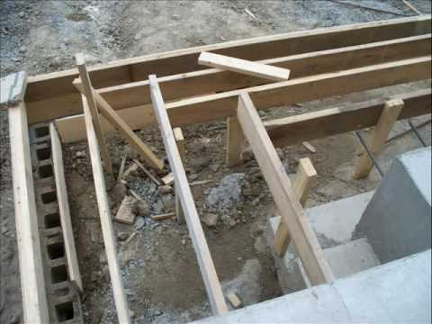concrete stairs   youtube