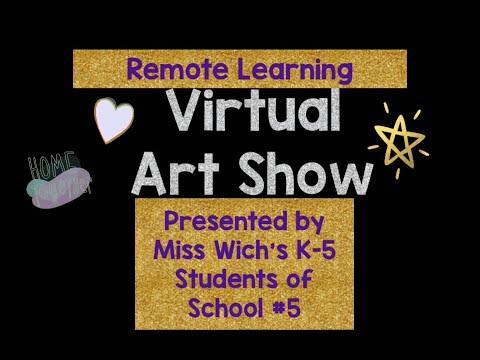 School #5 Art Show