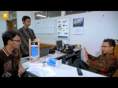 Creating clean water supply systems in Indonesia