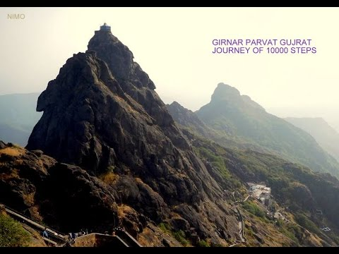 Mount Girnar | Journey of 10000 steps | Gujrat India | English - मराठी